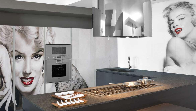 Il vetro in cucina resistente e dal design innovativo - Pannelli per retro cucina ...