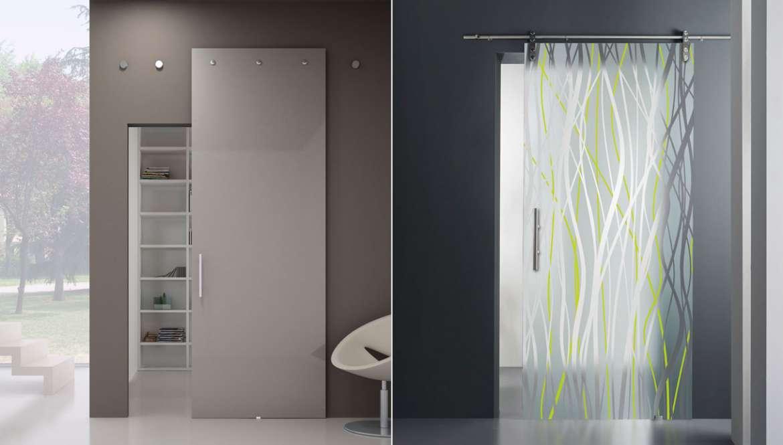 Il meglio di potere: Porte vetro telaio alluminio interni